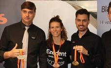 Blanca Fernández medita dar el salto al 3.000 obstáculos aunque no en 2018