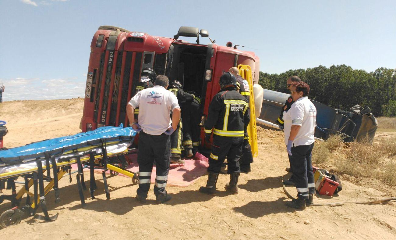 Rescate en Valencia de Don Juan