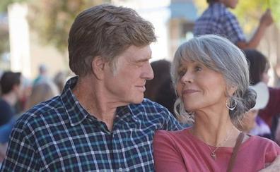 Netflix estrenará en septiembre 'Nosotros en la noche', con Redford y Fonda
