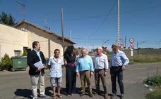 Diputación invierte 792.000 euros en la reparación y mejora de cinco carreteras de la red provincial