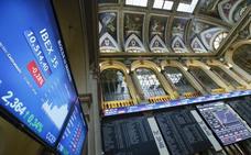 El Ibex modera su caída y se deja un 0,56% tras el atentado