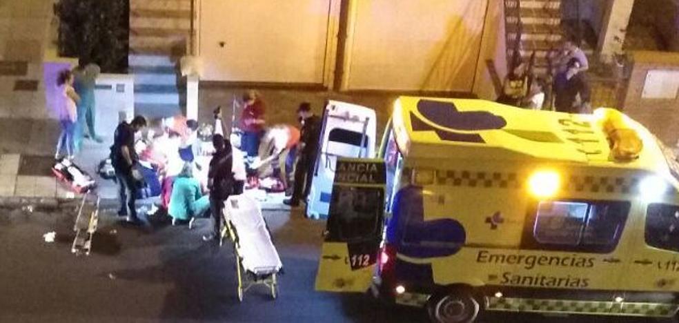 Matan a puñaladas a un hombre en León cuando defendía a su mujer de un intento de robo