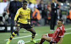 El Dortmund, dispuesto a vender a Dembélé bajo sus condiciones