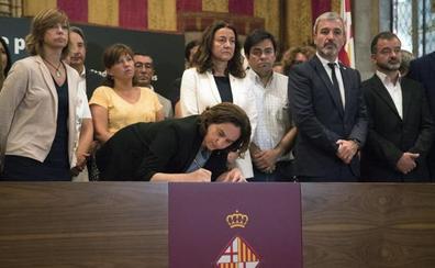 Barcelona se vuelca para dar su pésame a las víctimas del atentado