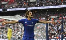 El Chelsea gana al Tottenham con doblete de Marcos Alonso
