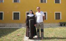 El peregrino que abandonó El Camino al robarle su bicicleta en un convento