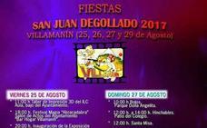 Villamanín festajará San Juan Degollado durante cuatro días