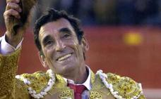 Muere el torero Dámaso González a los 68 años tras una enfermedad diagnosticada hace un mes