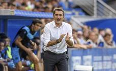 Valverde: «Hemos tenido momentos de dificultad y los hemos superado»