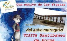 Santibáñez del Porma se adentra en 'La leyenda del Gato Maragato'
