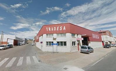 Fallece un ciclista al ser arrollado por un camión en el polígono industrial de Villacedré