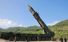 Fechas importantes del programa de misiles de Corea del Norte