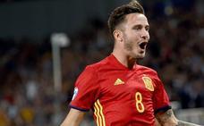 Saúl Ñíguez: «Si no ganamos a Italia seguramente no haya Rusia»