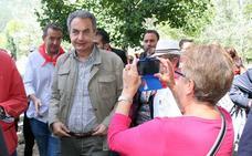 Zapatero defiende el futuro del carbón aplicando innovación medioambiental y reclama recuperar el proyecto de la Ciuden