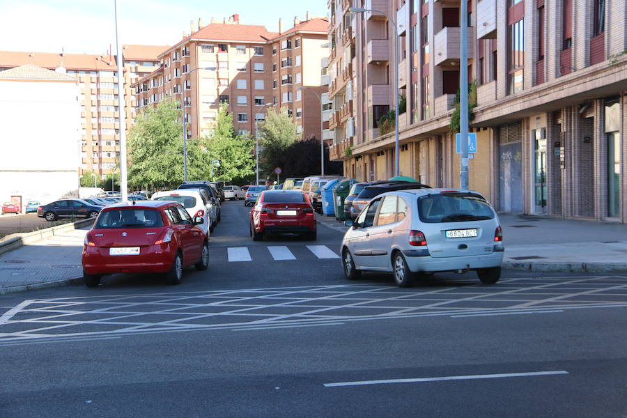Obras de integración del AVE en León