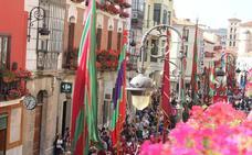 El tradicional desfile de pendones de San Froilán se celebrará el domingo 1 de octubre en León
