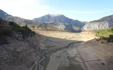 Los embalses de la provincia agotan sus reservas y Barrios de Luna se 'seca' hasta el 6,8% de su capacidad