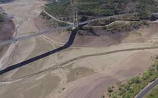 La sequía extrema corta el riego en el Órbigo y obliga a utilizar las reservas para uso exclusivo de humanos
