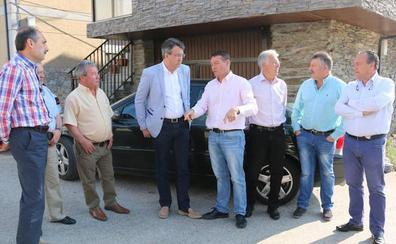 La Diputación elaborará los informes para solicitar la declaración de zona catastrófica en La Cabrera