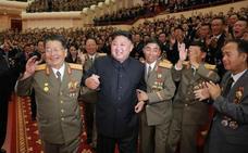 Kim Jong-un califica de «gran victoria» la prueba nuclear norcoreana