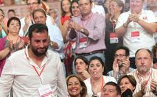 García del Blanco, patrono de la Fundación Pablo Iglesias del PSOE
