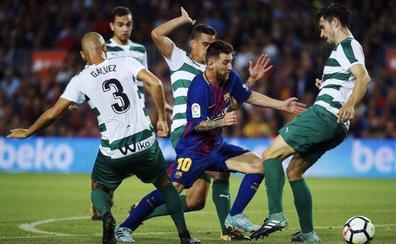 Messi no entiende de límites
