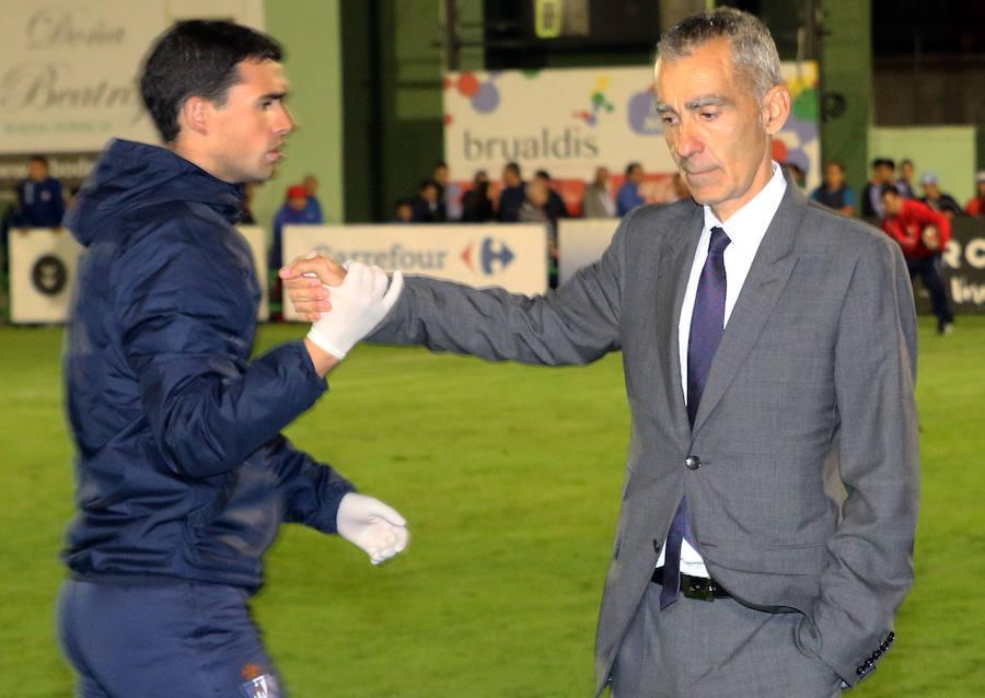 Segoviana 0-1 Ponferradina