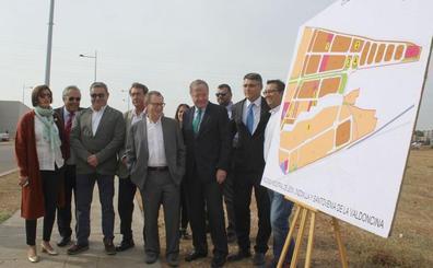El polígono de Onzonilla crece un 10% en extensión para ampliar los 2.500 empleos que ya genera
