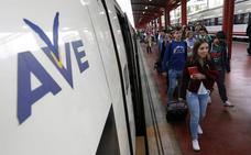 Renfe lanza este lunes una nueva tanda de 25.000 billetes de AVE a 25 euros