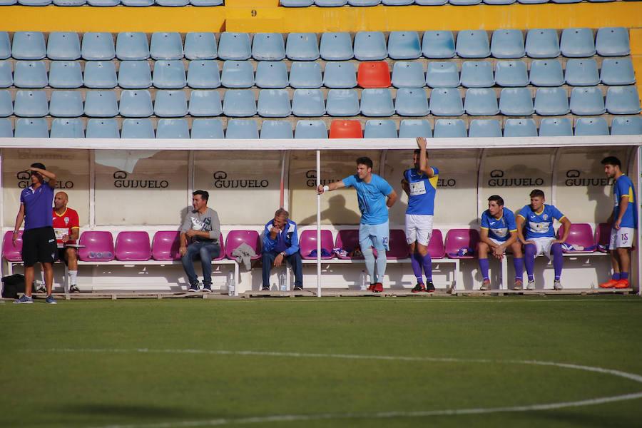 Salmantino 4-0 La Bañeza