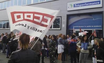 Teleperformance celebra el lunes elecciones sindicales para elegir a los 21 miembros de su comité de empresa