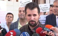 Tudanca: «Hay cantera en el PSOE leonés para hacer un buen papel»