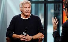 Harrison Ford: «Emocionar a la gente significa absolutamente todo para mí»