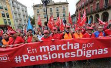 Arranca desde Gijón la marcha por las pensiones dignas que llegará a León el 2 de octubre