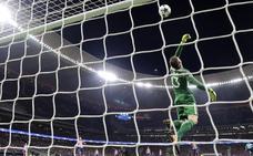 El Atlético se atasca y da gracias a Oblak