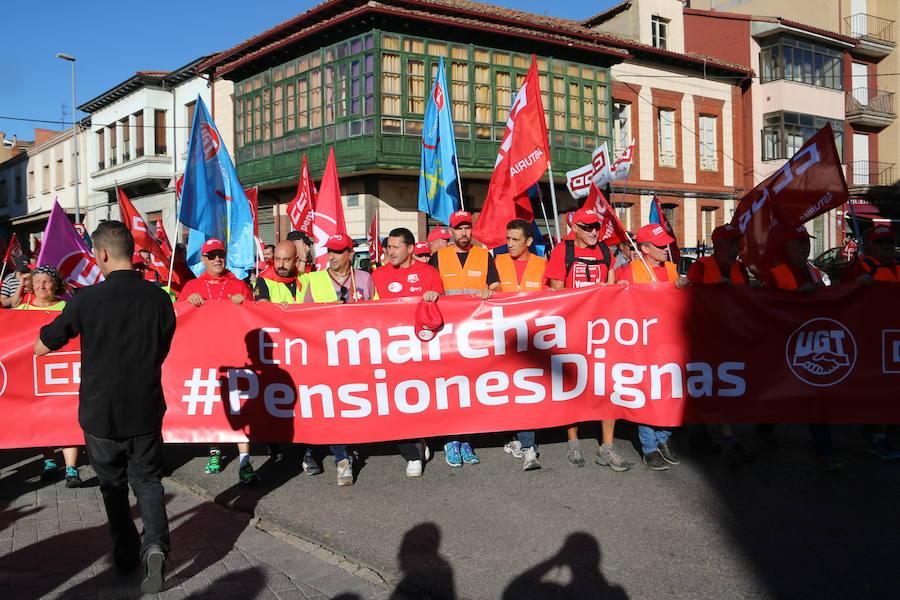 León, en lucha por una pensión digna