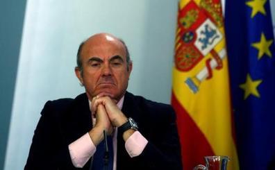 De Guindos traslada al Eurogrupo que «no habrá independencia de Cataluña»