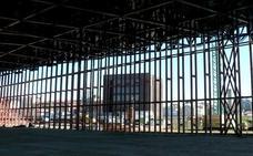 La urbanización del entorno exterior del Palacio de Exposiciones se iniciará en noviembre