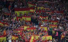 El Metropolitano más español