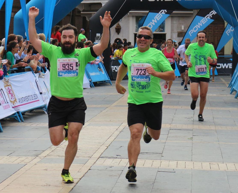 ¿Corriste los 10km Ciudad de León? ¡Búscate! (I)