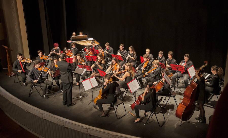 La orquesta sinfónica 'Sinfonietta', nacida en Ponferrada