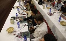 Peñafiel reúne a sumilleres de toda España