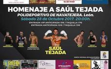 Velada homenaje a Tejada en Navatejera