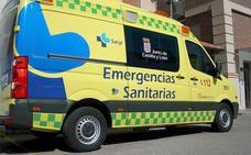 Heridas dos personas en el incendio de una vivienda en Folgoso de la Ribera