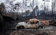 Los socialistas exigen «medidas extraordinarias» para paliar los efectos de los incendios en Galicia, Asturias y Castilla y León