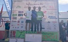 Sergio Sánchez bate el récord de la Media Maratón de Ávila