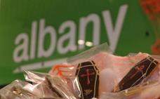 Albany pone la nota dulce en Halloween