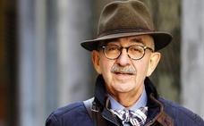 Javier Fernández, el conocido 'Motorines', pregonero de la Semana Santa