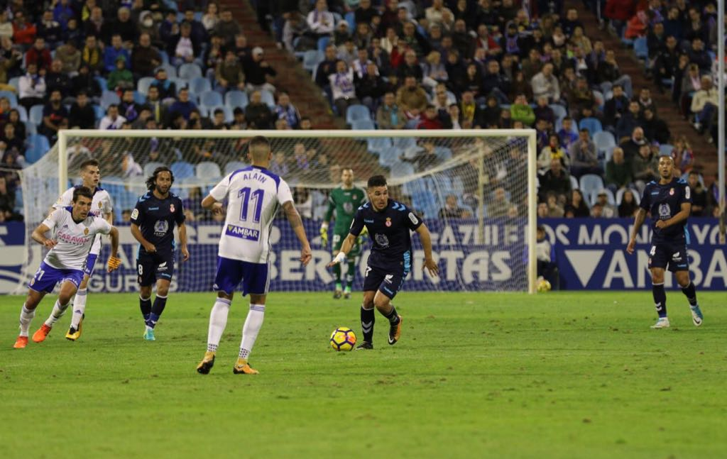 Zaragoza 0-0 Cultural