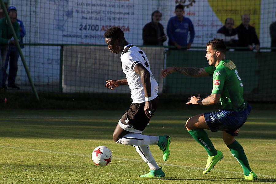 At. Astorga 2-2 Salmantino